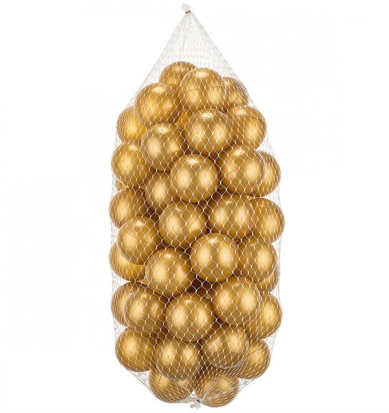 Bubble Pops Top Havuzu Topu - Gold