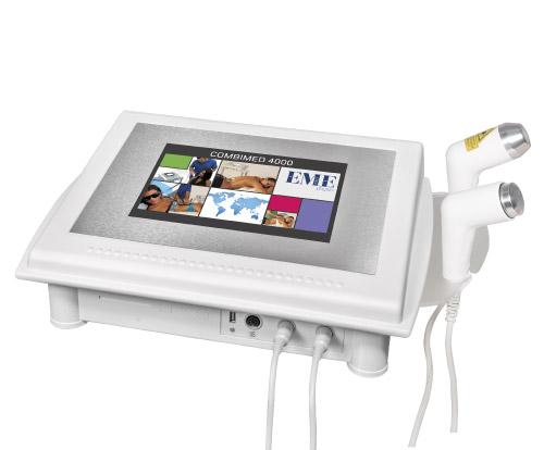 EME Combimed 4000 (Elektroterapi, Ultrason, Lazer)