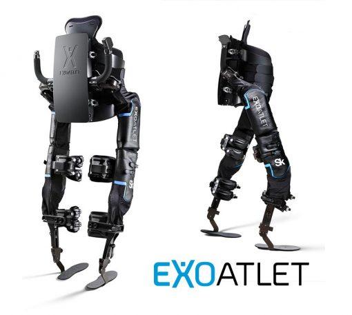 ExoAtlet Giyilebilir Yürüme Robotu