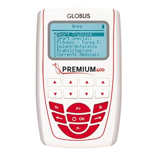 Globus Premium 400 Portatif Elektroterapi Cihazı