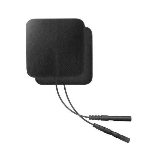 Yapışkan TENS Elektrodu (5x5cm Black edition)